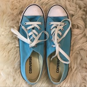 Converse low profile sneakers